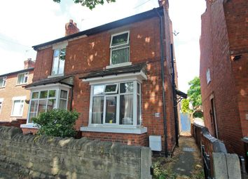 Thumbnail 3 bed semi-detached house to rent in Sunrise Avenue, Basford, Nottingham