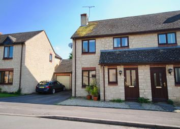 Thumbnail 3 bed semi-detached house for sale in Chetwynd Mead, Bampton