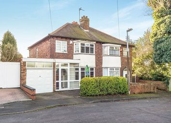 Thumbnail 3 bed semi-detached house for sale in Oakham Crescent, Oakham, Dudley