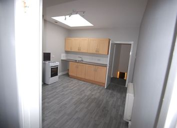 Thumbnail 1 bed flat to rent in Station Street, Burton Upon Trent, Staffordshire
