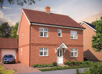 "Thumbnail 4 bedroom detached house for sale in ""The Buxton"" at Park Road, Hellingly, Hailsham"