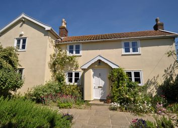 Thumbnail 4 bedroom detached house for sale in Kirton, Ipswich, Suffolk