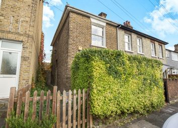 Thumbnail 2 bed semi-detached house for sale in Byron Road, London