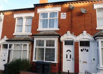 Thumbnail 3 bed property to rent in Ashbourne Road, Edgbaston, Birmingham