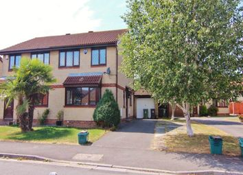 Thumbnail 3 bed property to rent in Kelston Road, North Worle, Weston-Super-Mare