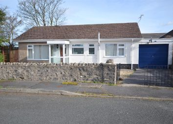 Thumbnail 2 bed detached bungalow for sale in Croeso Road, Pembroke