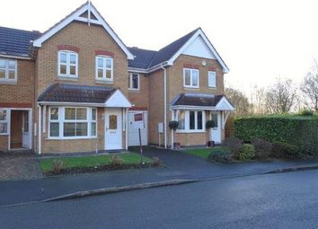 Thumbnail 4 bed terraced house to rent in Cornbury Grove, Solihull
