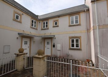 Thumbnail 4 bedroom terraced house to rent in Captains Gardens, Plymouth