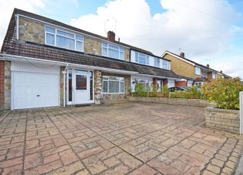 Thumbnail 4 bed semi-detached house for sale in Overton Road, Benfleet