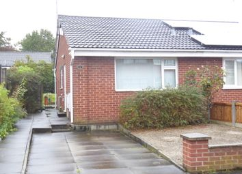 Thumbnail 1 bed bungalow to rent in Hill Street, Radcliffe