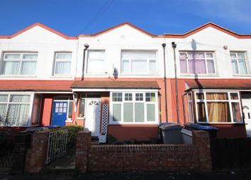 Thumbnail 3 bed terraced house for sale in Yewfield Road, London