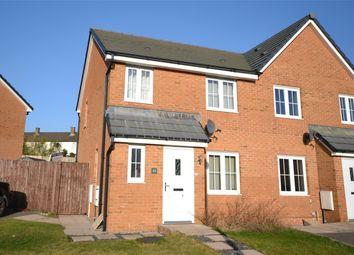 Thumbnail 3 bed end terrace house for sale in Weavers Avenue, Frizington, Cumbria