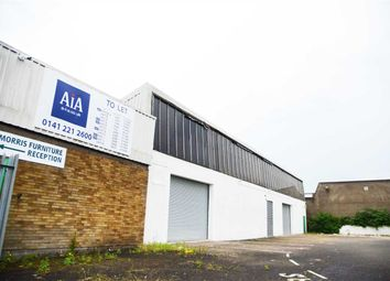 Thumbnail Industrial to let in Rosyth Road, Glasgow