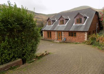 Thumbnail 3 bed detached house for sale in Barrett Street, Cwmparc, Treorchy, Rhondda Cynon Taff.