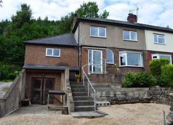 Thumbnail 4 bed semi-detached house for sale in High Peak Junction, Whatstandwell, Matlock