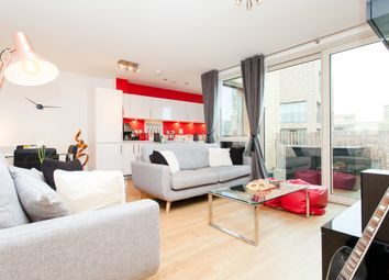 Thumbnail 2 bed flat for sale in Oxley Square, Bow, London