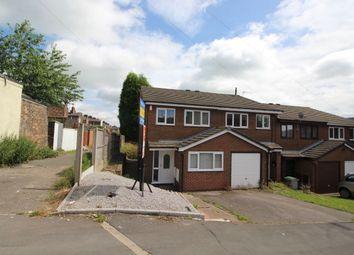 3 bed semi-detached house for sale in Oak Street, Stoke-On-Trent ST1