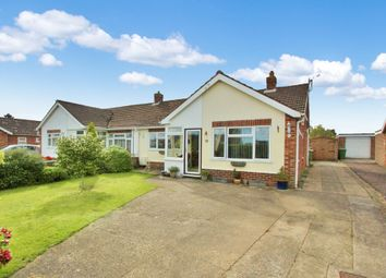 Thumbnail 2 bedroom semi-detached bungalow for sale in Christine Road, Spixworth, Norwich