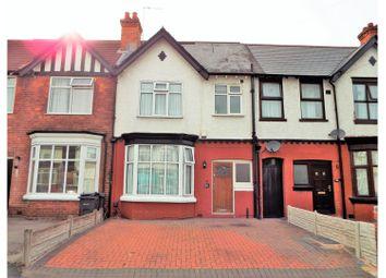 Thumbnail 3 bedroom terraced house for sale in Reddings Lane, Birmingham