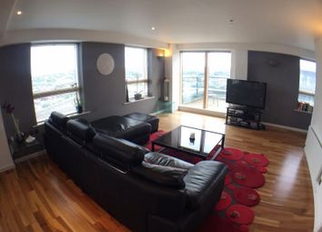 Thumbnail 2 bed flat to rent in Whitehall Watefront, Leeds