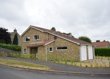 Thumbnail 4 bed detached house for sale in Badsworth Court, Badsworth, Pontefract