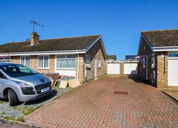 Thumbnail 3 bed semi-detached bungalow for sale in Coralin Walk, Stanway, Colchester