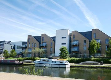Thumbnail 3 bed flat for sale in Didcot House, Chantry Close, Yiewsley