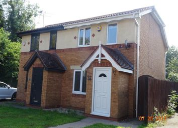 Thumbnail 2 bed semi-detached house to rent in Arklet Close, Stockingford, Nuneaton