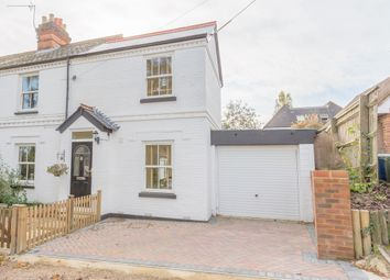 Thumbnail 4 bedroom semi-detached house for sale in School Cottages, School Lane, Ascot, Berkshire