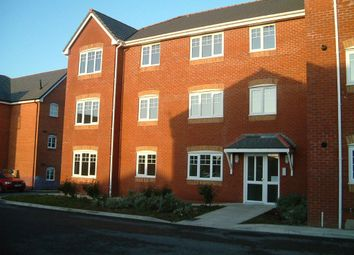 Thumbnail 2 bed flat to rent in Chandlers Way, St Helens, Merseyside