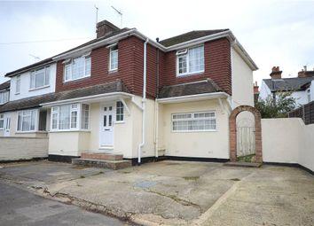 5 bed semi-detached house for sale in Highland Road, Aldershot, Hampshire GU12