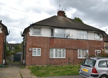Thumbnail 2 bed maisonette for sale in Elmcroft Close, Feltham