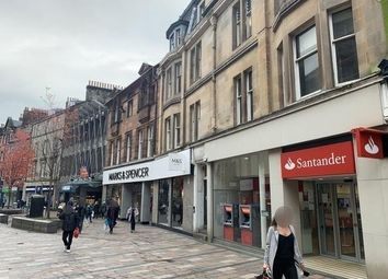 Thumbnail Retail premises for sale in 49-51 Port Street, Stirling