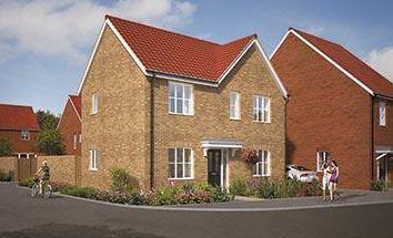 Thumbnail 3 bedroom property to rent in Barbastelle Crescent, Hethersett, Norwich