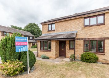 Thumbnail 3 bed semi-detached house for sale in Thompson Drive, Caversfield, Oxfordshire