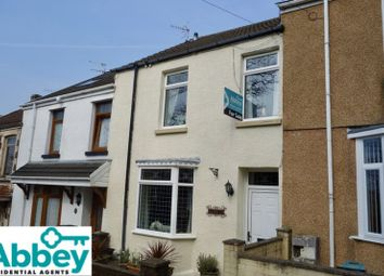Thumbnail 3 bed terraced house for sale in Herbert Road, Melyn, Neath