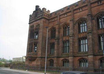 Thumbnail 1 bed flat to rent in Shaw Street, Liverpool
