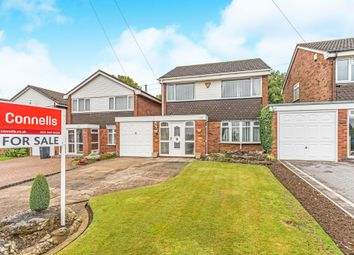 Thumbnail 3 bed link-detached house for sale in Woodbury Road, Halesowen
