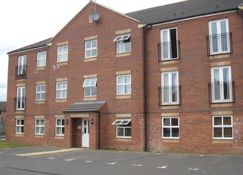 Thumbnail 2 bedroom flat to rent in Thompson Court, Chilwell, Nottingham