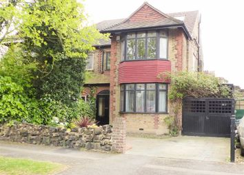 Thumbnail 4 bed semi-detached house for sale in Goldsborough Crescent, London
