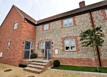 Thumbnail 3 bed terraced house to rent in Norfolk Heights, Sedgeford Road, Docking, King's Lynn