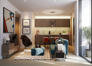 Thumbnail 1 bed flat for sale in The Atlas Building, City Road, London