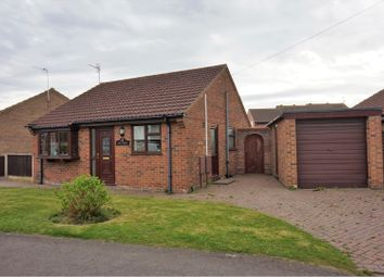 Thumbnail 2 bed detached bungalow for sale in Brinkhall Way, Welton, Lincoln