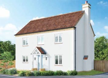 Thumbnail 4 bed detached house for sale in Hayton Way, Kingsmead, Milton Keynes