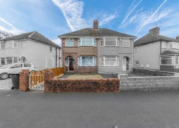 Thumbnail 3 bed semi-detached house for sale in Traston Road, Off Nash Road, Newport.