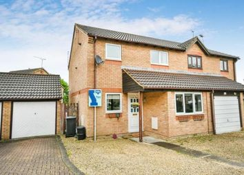 Thumbnail 3 bedroom semi-detached house for sale in Bancroft Close, Grange Park, Swindon, Wiltshire