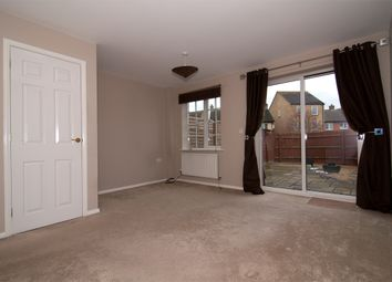 Thumbnail 2 bedroom terraced house to rent in Barrow Lane, Lower Cambourne, Cambridge