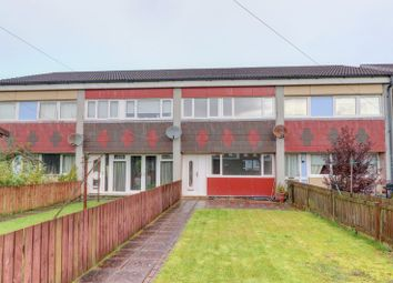 Thumbnail 3 bed terraced house for sale in Strathyre Drive, Stoneyburn, Bathgate