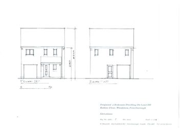 Thumbnail 4 bed detached house for sale in Robins Close, Peterborough