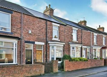 Thumbnail 2 bed terraced house for sale in King Edward Street, Shildon, Co Durham